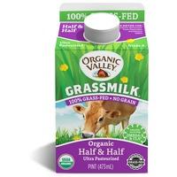 Organic Valley Grassmilk Organic Half and Half