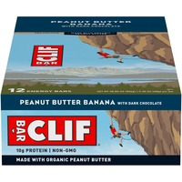 Clif Bar® Peanut Butter Banana with Dark Chocolate Energy Bars