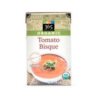 365 Soup Tomato Bisque Organic