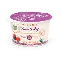 Whole Foods Market Organic Date & Fig Greek Nonfat Yogurt