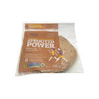 Silver Hills Bakery Sprouted Whole Grain Wraps