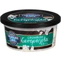 Treasure Cave Crumbled Gorgonzola Cheese