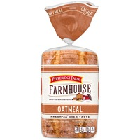 2 pepperidge farm fresh bakery pepperidge farm farmhouse oatmeal bread