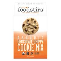 Foodstirs Modern Baking Organic Chocolate Chippy Cookie Mix