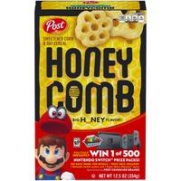 Honeycomb Sweetened Corn & Oat Cereal