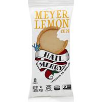 Hail Merry Cups, Meyer Lemon
