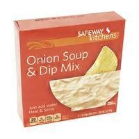 Signature Kitchen Onion Soup And Dip Mix