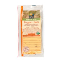 365 Organic Pepper Jack Cheese Slices