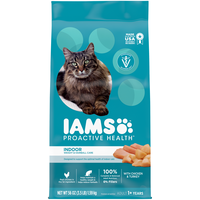 IAMS Indoor Weight & Hairball Care with Chicken & Turkey Adult Premium Cat Food