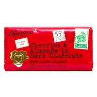 Chocolove Cherries & Almonds in Dark Chocolate, 55% Cocoa