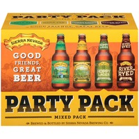 Sierra Nevada 4-Way IPA Mixed Pack