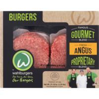 Wahlburgers Burgers, Angus, Fresh