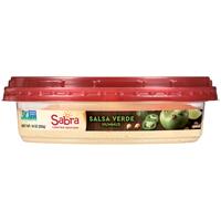 Sabra Salsa Verde Hummus