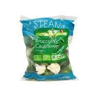 Signature Kitchen Steam In Bag Broccoli & Cauliflower
