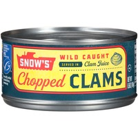 Snow's Chopped Clams