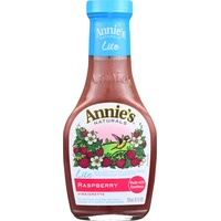 Annie's Homegrown Lite Raspberry Vinaigrette Dressing Lite