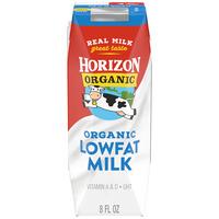Horizon Organic Organic Lowfat Milk