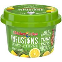 Chicken of the Sea Light Tuna with Lemon & Thyme