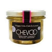 Chevoo Chili & Lemon Goat Cheese & Olive Oil Infusion
