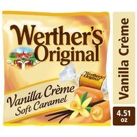 Werther's Original Soft Vanilla Crème Caramel Candy