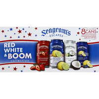 Seagram's Malt Beverage, Red White & Boom Collection