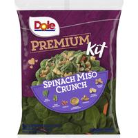 Dole Premium Kit, Spinach Miso Crunch