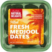 Natural Delights Pitted Fresh Medjool Dates
