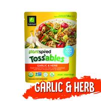 Nasoya Tofu Cubes, Garlic & Herb