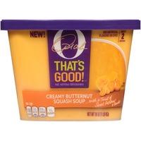 Oprah O That's Good! Creamy Butternut Squash Soup