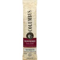Columbus Salame, Peppered