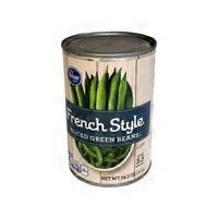 how to cut green beans french style