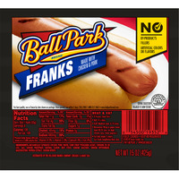 Ball Park Classic Hot Dogs