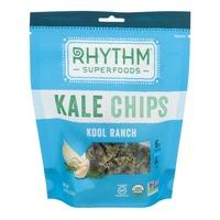 Rhythm Superfoods Kale Chips Kool Ranch