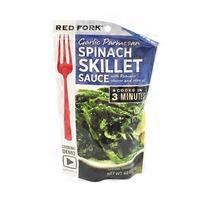 Red Fork Garlic Parmesan Spinach Skillet Sauce