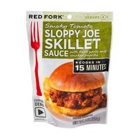 Red Fork Smoky Tomato Sloppy Joe Skillet Sauce