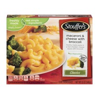 Stouffer's Classics Macaroni & Cheese with Broccoli