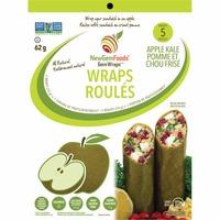 NewGem Apple Kale Wraps