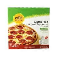 Wild Harvest Glutten Free Uncured Pepperoni Pizza