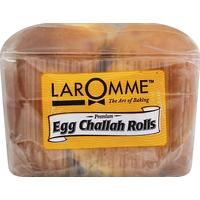 Laromme Rolls, Egg Challah, Premium