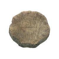"12"" Tree Trunk Pedestal"