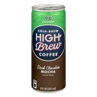 High Brew Coffee Dark Chocolate Mocha