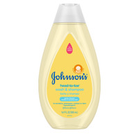 Johnson & Johnson Head-To-Toe Wash & Shampoo
