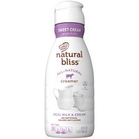 Natural Bliss Sweet Cream All Natural Liquid Coffee Creamer