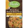 Pacific Organic Soup White Bean Kale & Millet