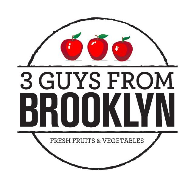 3 Guys From Brooklyn logo