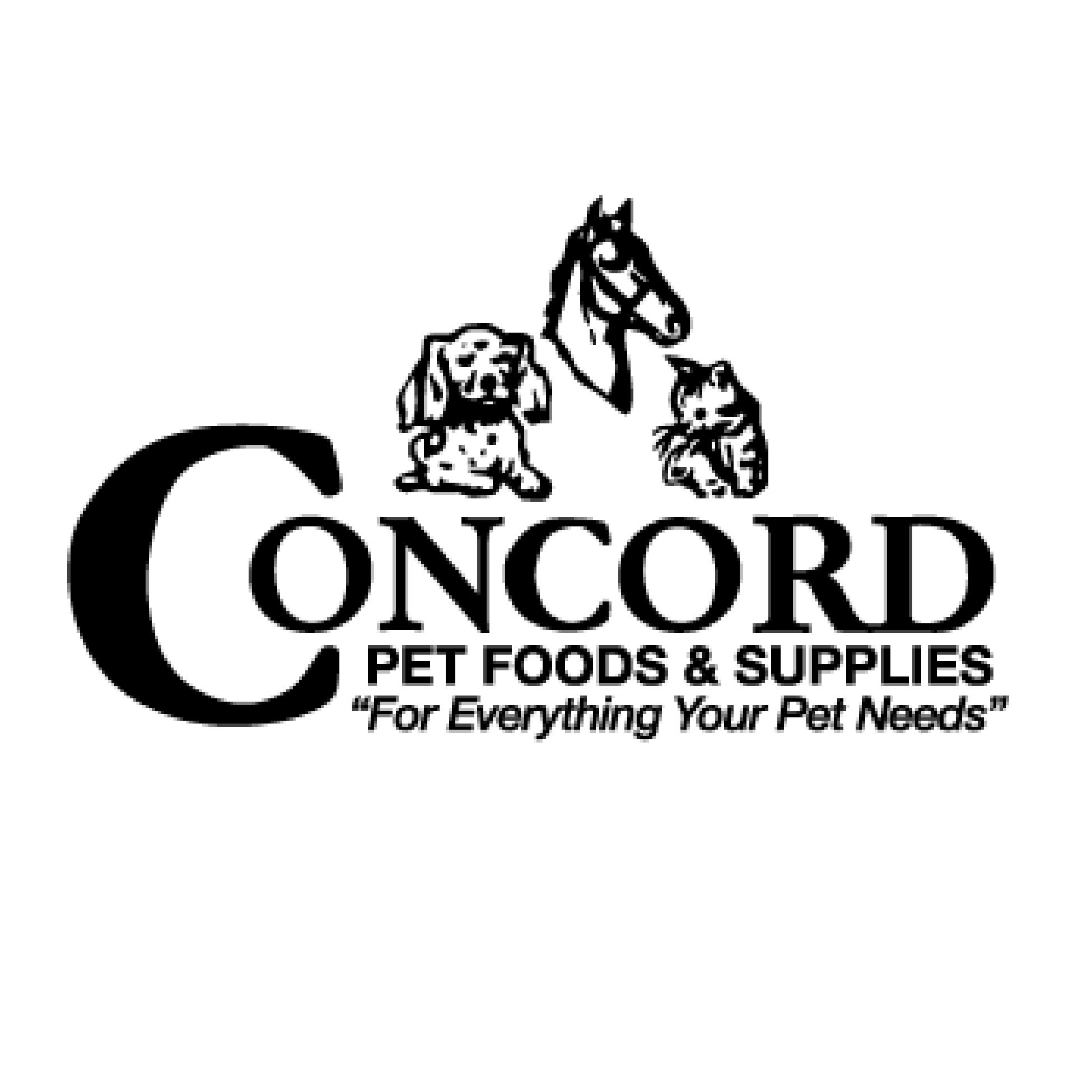 Concord Pet Foods & Supplies logo