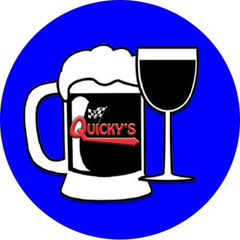 Quicky's Drive Thru logo
