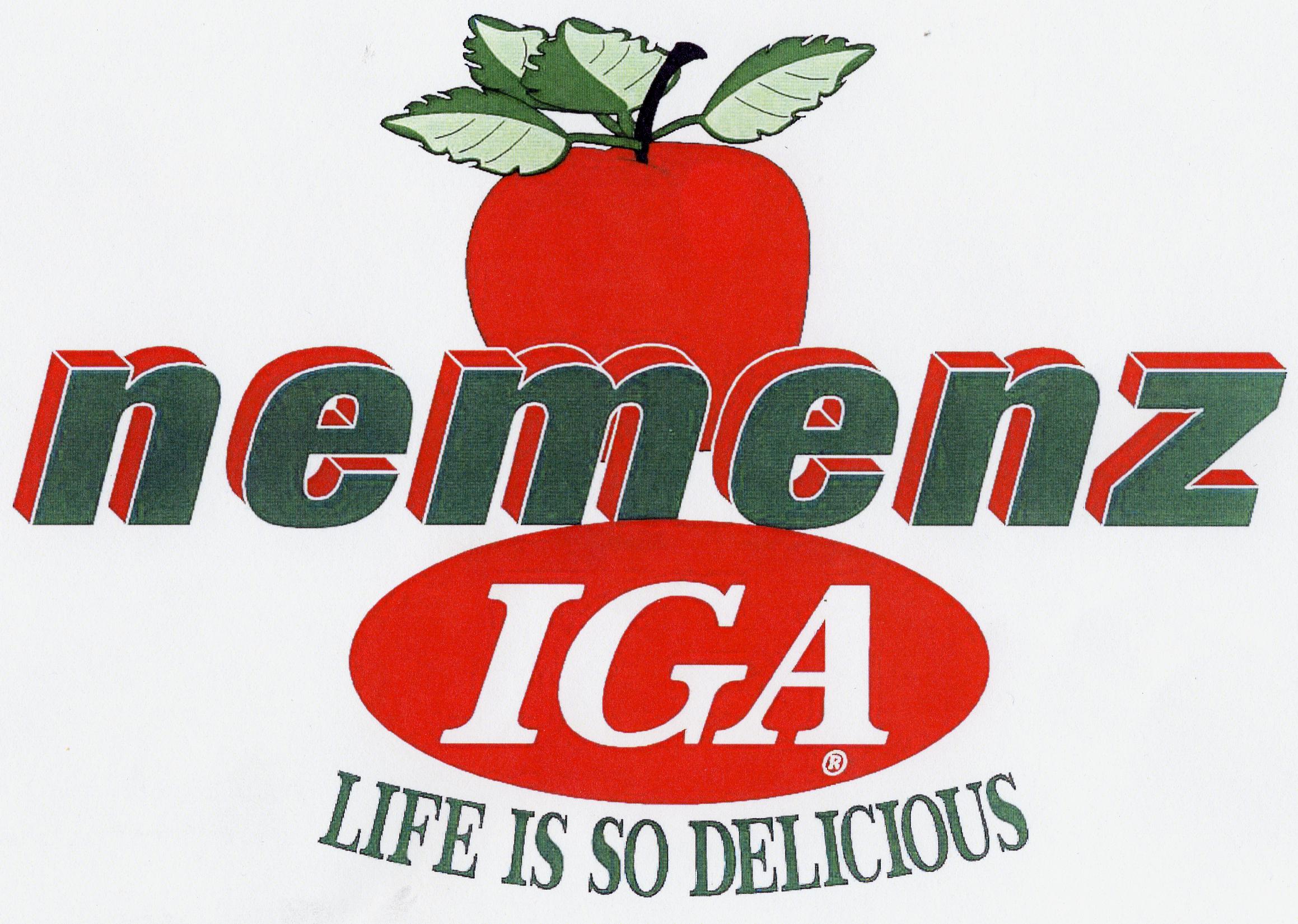 H.P. Nemenz Food Stores logo