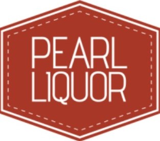 Pearl Liquor logo