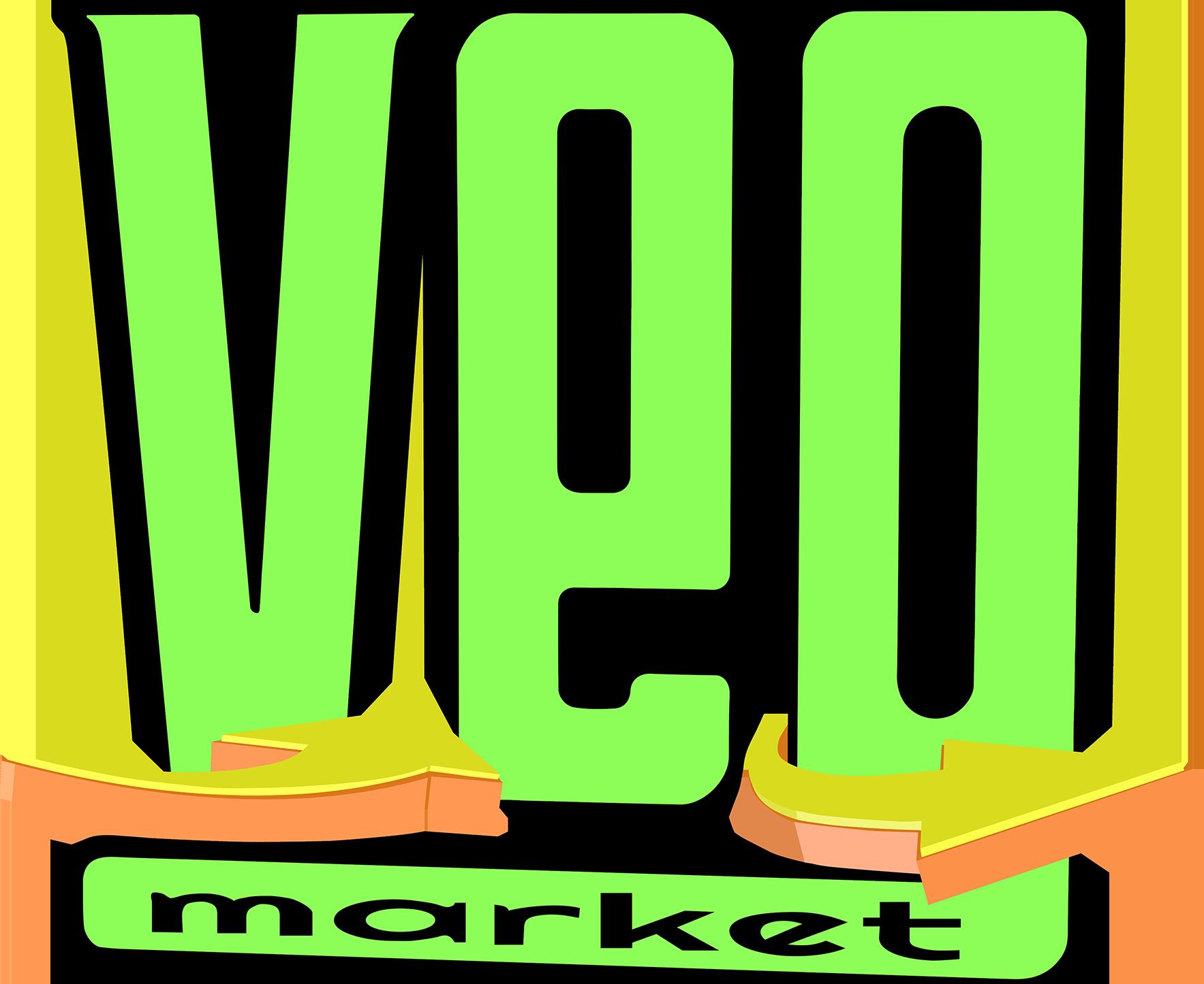 Veg-In-Out Market logo